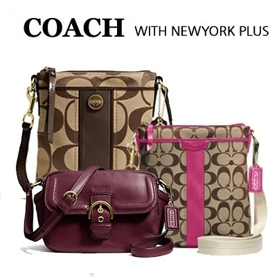 [From USA]COACH New Arrival 9Styles! All Flat Price!