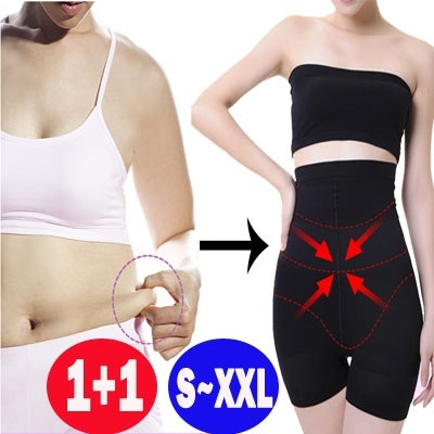 ★Buy 1 Get 1 Free Event★ 3D Body Shaper / High-Waist Slimming Corset/slimming Pants/Slimming Waist/Diet/2pcs Price/M~XXXL/Big size Body shaper