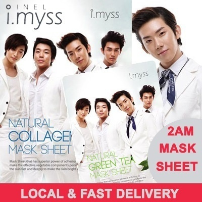 *BIG SALE* i.myss Natural Face Mask Sheet 23g