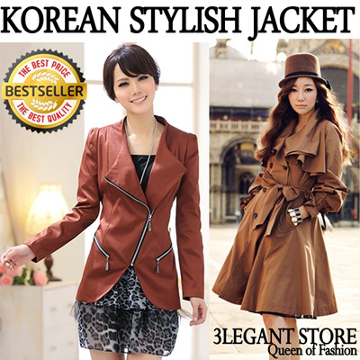 BEST SELLER WOMAN KOREAN JACKET STYLISH