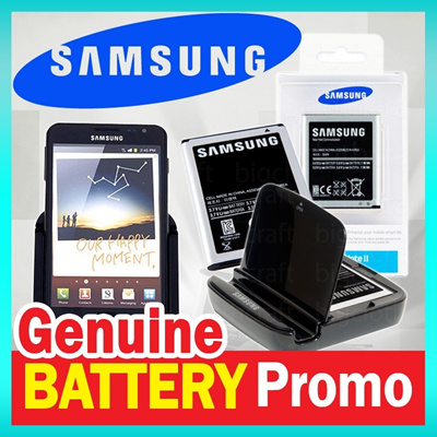 ◆Authentic◆Samsung Galaxy S4 S3 S2 III IV Note 2 1 II Battery Charger Cradle
