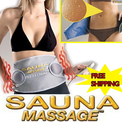body shaper Sauna Massage Velform Professional Slimming Belt