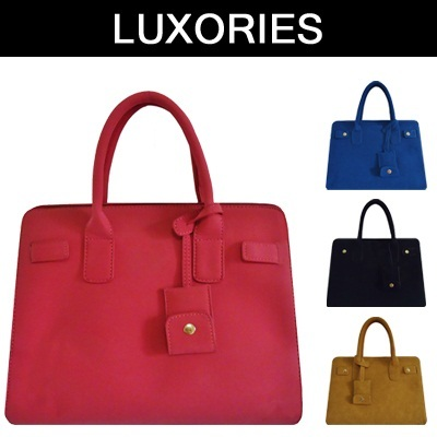 ★ Nubuck Luxe ★ Luxury Handbags Tote Sling Shoulder Premium Leather Clutch Bags Travel Ladies Women Woman Designers Messenger Satchel Fashion Gifts