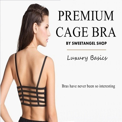 PERFECT CHRISTMAS GIFT FOR YOUR SWEETHEART!!~Premium Cage Bra and other Designs** Good quality Cage/Sports Bra and other design of Bras