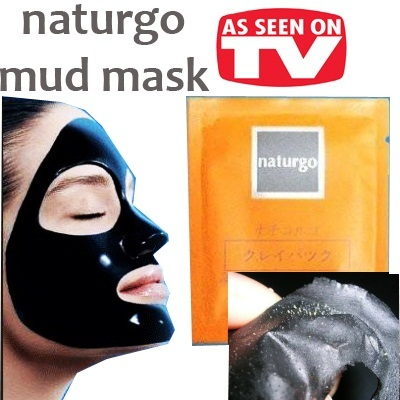 [NATURGO] CHEAPEST BLACKHEAD WHITEHEAD MUD MASK..ORIGINAL