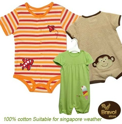 Cute Good and Cheap Baby Rompers/ sleep wear/ Boys or Girls Pajamas Set for Special Promotion/ Local Seller/ Fast Delivery