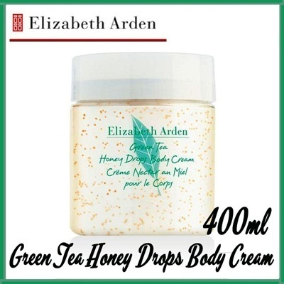 Elizabeth Arden Green Tea Honey Drops Body Cream / Lotion 400ml (100% ORIGINAL)