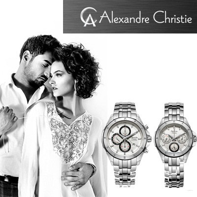 ORIGINAL NEW ITEM - ALEXANDER CHRISTIE COUPLE COLLECTION 1 YEAR GUARANTEE - FREE ONGKIR JABOTABEK