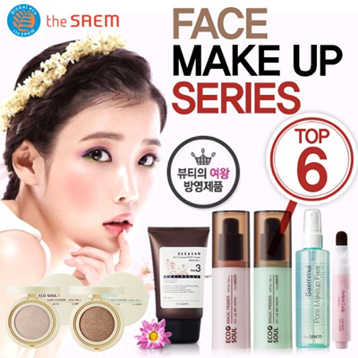 ★Nowadays the best float in Korea cosmetic★[THE SAEM]face make up best no.6