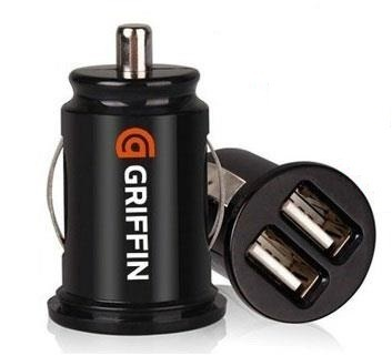 Dual USB Car Charger Griffin 2.1A