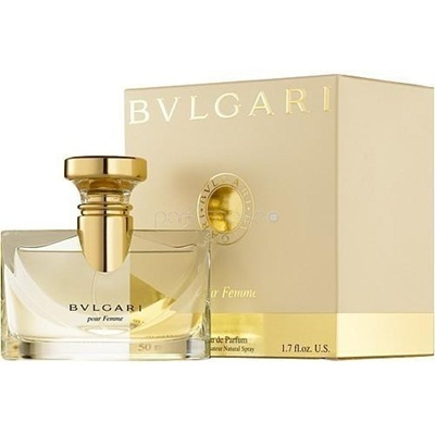 Bvlgari Pour Femme EDP 100ml*100% Authentic Fragrances of Bvlgari Collection