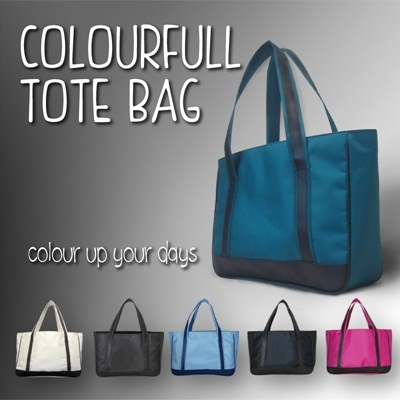 New Arrival - Fashion Tote Bag - 6 Colors