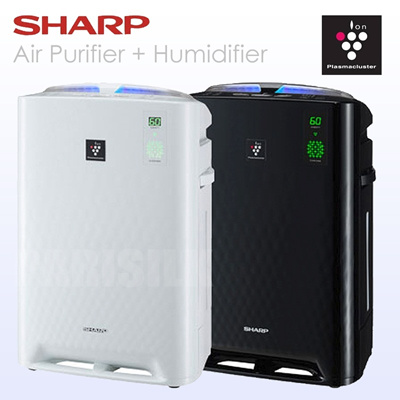 *FREE DELIVERY*SHARP Plasmacluster Air purifiers with Humidifying functions(KCA50EW)(KC-A40E)(KCD40E)(KCD60E)(FU-A80E)