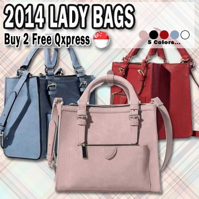 [Fast Shipping]【Buy 2 Free Qxpress】★【GSS Sale】★ZARA Type STARBAGS Buckle Bucket ShoulderBag/Handbag/Working Bag/Tote/Big Bag/Lady Bag/Clutch-TYPE 13