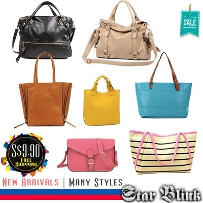 [9 JULY Update] New Arrival Ladies Fashion Bags - Free shipping