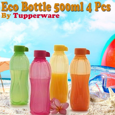 Eco Bottle 500ml (4) - Tupperware
