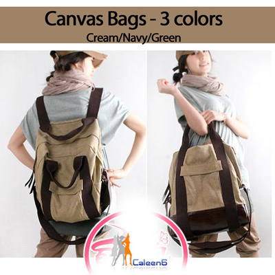 The new canvas casual handbag Crossbody Bag FREE SHIPPING variety  W6348