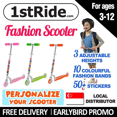 New Arrival Authentic MIDUO adjustable Colorful kids Scooter/6 colors/2~12 years old