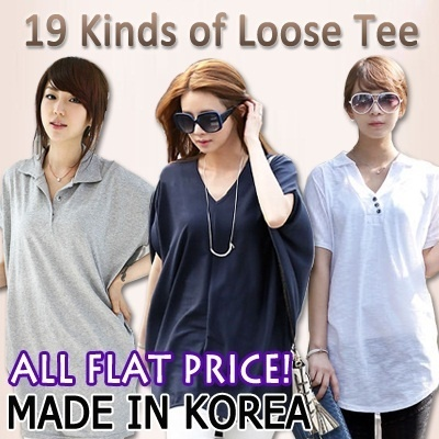 [Korea High quality]★New arrival★ 2014 s/s Korea HOT Long T-shirt  Collection