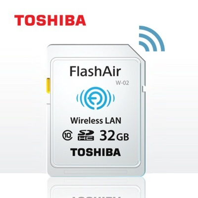[TOSHIBA] FlashAir Wireless LAN class10 SD Card (8GB 16GB 32GB) / Toshiba Wi Fi Card / Toshiba Air Card / aircard