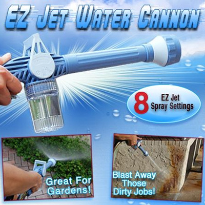 Jet Water Cannon!! (As Seen On Tv)