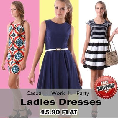[New Arrival] READY STOCKS! Premium Dresses * Party Dresses * Formal Dresses *Casual dresses