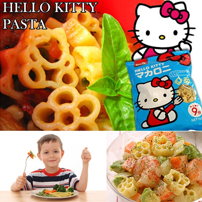 [BUY 3 FREE SHIPPING] JAPANESEE HELLO KITTY PASTA 150GR IMPORT FROM JAPAN