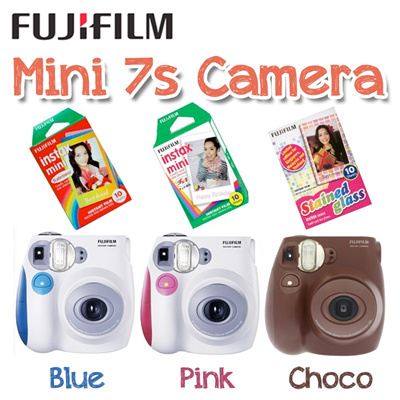 Fujifilm Instax Mini 7s / Mini 8 /Mini 50 / Mini 25 (Brand New)