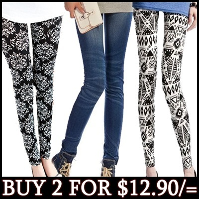 ♥Dailydeal! Any 2 for $11.50 NETT♥ Korea Style Legging/Candy Colour Tights/Slim Design Pant/Safety Shorts/Trousers/Lacy Pants