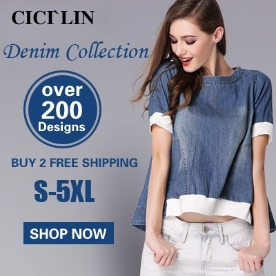 2014 NEW ARRIVAL Denim Dress - Comes in 7 Sizes women fashion women fashion