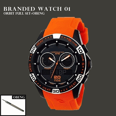 [NEW] **BRANDED WATCH** **4 VARIANT** *GARANSI*