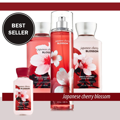 buy best seller bath and body works japanese cherry