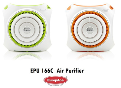 EUROPACE Air Purifier EPU 166C - EUROPACE SINGAPORE  WARRANTY - Made in KOREA