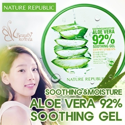 Soothing Moisture Aloe Vera 92% Soothing Gel 300ml