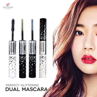 The Yeon Style Y Perfect Glittering Dual Mascara