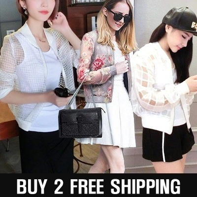 [Buy 2 Free Shipping]2014 Highly recommended Korea Best Selling Style★Mesh organza jacket/ organza cardigan/ lace cardigan/sweater jarcket/ baseball jacket/top shirt/skirt dress