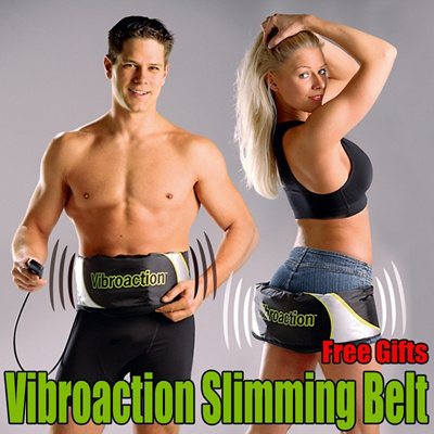 VIBROACTION Massage Slimming Health Belt