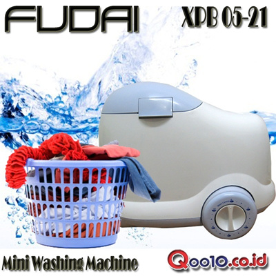 [FUDAI]***Mini Washing Machine XPB 05-21***