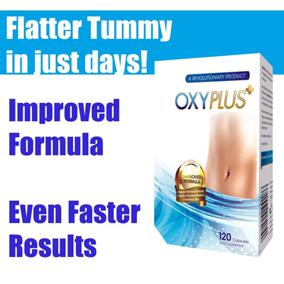 LIMITED OFFER: Flatten Tummy in 3 days. OxyPlus/ New Oxytarm/ Cleanse the body /Flatter Tummy /Slimmer Thighs /Better Complexion