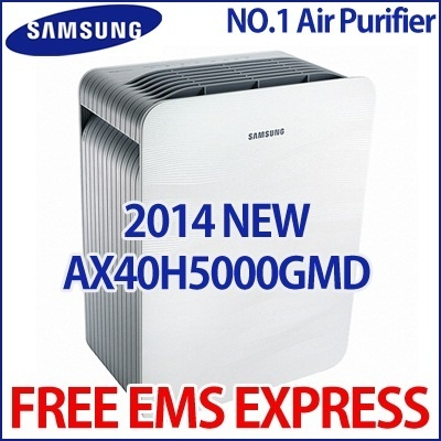[SUPER TIMESALE]★ SAMSUNG ★ NEW AX40H5000GMD - 41.6㎡ (03.2014)/ Haze / 3 Steps HEPA Filter / Anti-Virus / Air purifier / Cleaner/