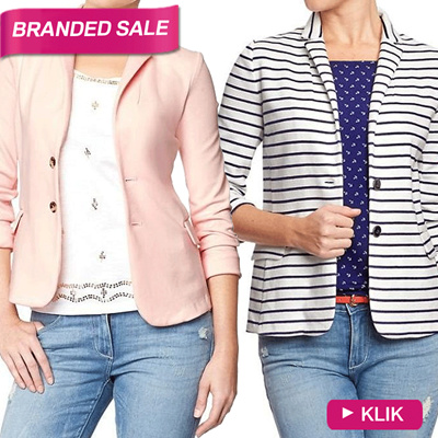CLASSIC BLAZER FOR WOMEN_100% AUTHENTIC-Free Ongkir* [BRANDED SALE]