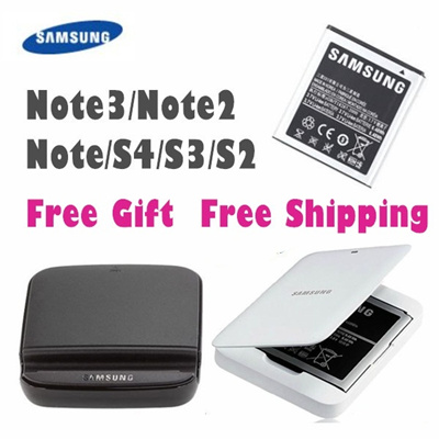 Samsung S3 S4 Note Note2 Note3 Cradle battery charger★wireless Charger★Battery Pack★HOT★
