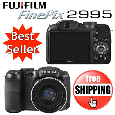 Fujifilm Fuji FinePix S2995 Camera