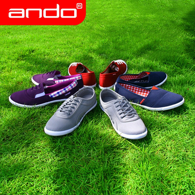 Grand Launching!! ANDO Women Flat Shoes and Casual shoes [FREE SHIPPING KE SELURUH INDONESIA]