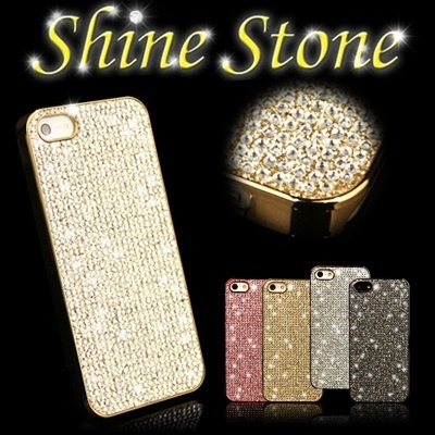 【国内配送】★Shine Stone Case★iPhone5sケースiPhone5 iPhoneケースiPhone4s4 Galaxy S3 S4 S5 Note2 Note3ケース★