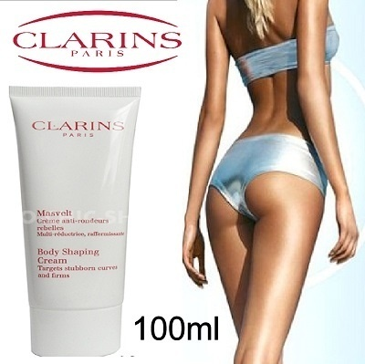 Clarins Body Shaping Cream 100ml - Firm Up Those Love Handles!