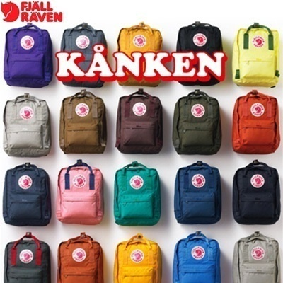 4/24 Restock! Kanken Bag! Kanken classic backpack SALE PRICE!!two tone colors 30 colors!! New color