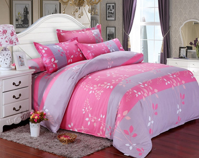 [HOT SELLING!!!] 8 DESIGNS Classy Hotel Bedsheet Set/ Romantic Silky Bedding Set/ Bedsheet (FITTED SHEET / COMFORTER SET)
