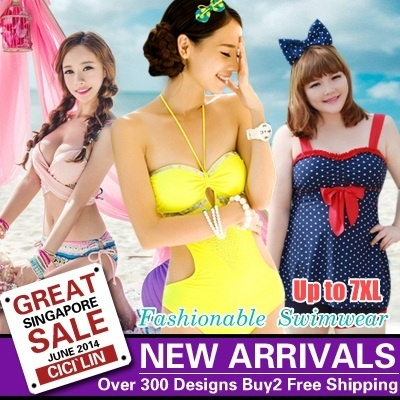 【25/7 Update】S- 7XL Fashionable Swimwear 2014 ♥ Hot Sexy bikinis ♥ Uk Style Swimsuit ♥ More Than 300 Style!