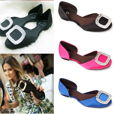 ★New arrivals★July Deal★Flat Price Best Bibi shoes in luxury style Shoes Special★ Today sale Silk Shoes flat shoes wedge Jelly Shoes European-style Womens Shoes Flat shoes Fashion shoes